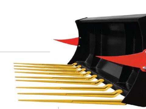 MD Landmaschinen MD AT Mistgabel | 1,2 - 2,5m