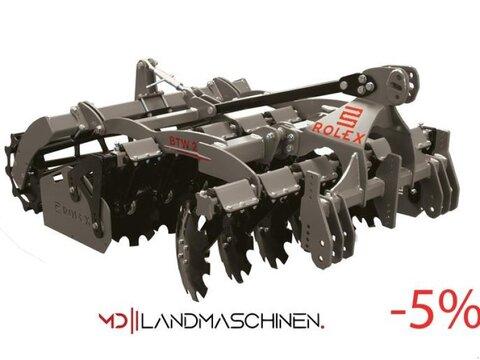MD Landmaschinen Rol/ex Scheibenegge für den Wein- und Obstbau 1