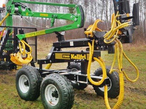 MD Landmaschinen Kellfri Schubentaster 21-STM 400
