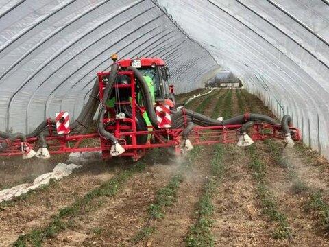MD Landmaschinen KR Obstbauspritze 400 L-600L
