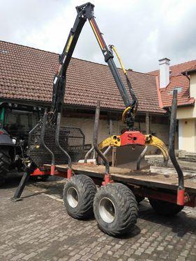 SM Maskiner SP 6000