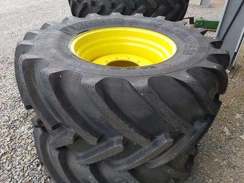 Michelin 600/65R28 und 650/65R42