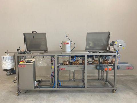 Sorpac Verpackungsmaschine für Plastiktüten FW-01 / 5k