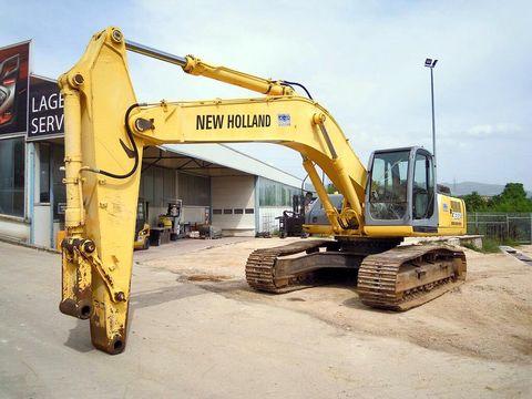 NEW HOLLAND E 385