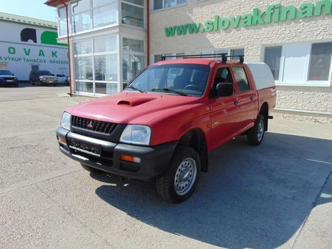 MITSUBISHI L 200 2,5 TD 4WD VIN 940