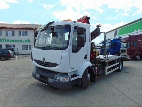 RENAULT MIDLUM 220.12 DXI na prepravu vozidiel VIN 855