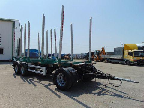 Sonstige klanicový na prepravu dreva VIN 315