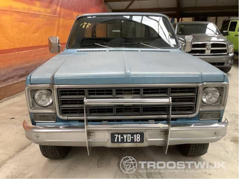 Chevrolet Cheyenne Troostwijkauctions Landwirt Com