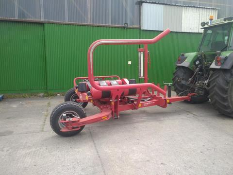 Lely Attis PT 130 Top Zustand