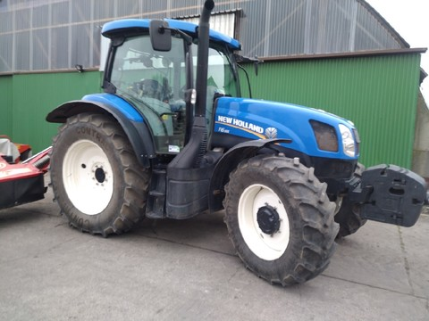New Holland T6.155 Range Command