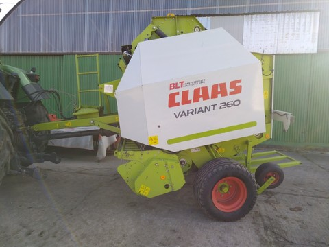 CLAAS Variant 260 Rotofeed