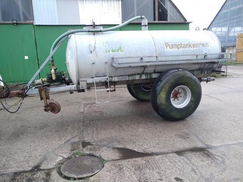 BSA PTW 6 hydraulischer Pumpenantrieb