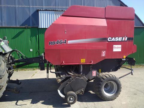 Case IH RB 464/ New Holland BR 750