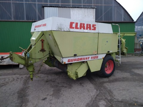 CLAAS Quadrant 1100 + 1150 ein Preis