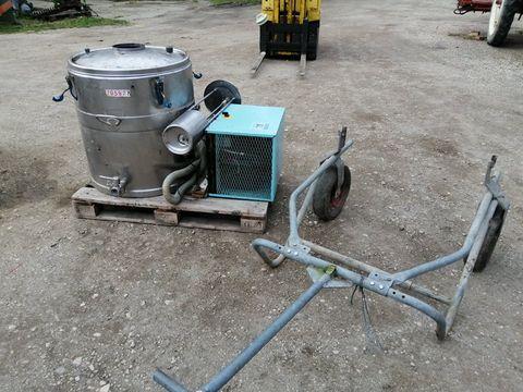 Egyéb Tejhűtő 200 literes