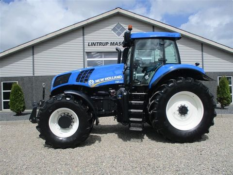 NEW HOLLAND T8.390 TerreGlide & 6ton frontlift