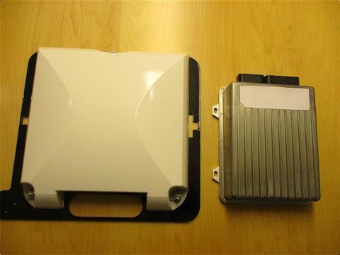 Sonstige antenne og Nav controller med RTX signal