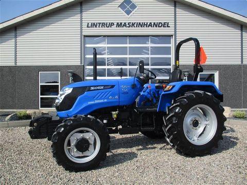SOLIS 50 Kvalitets traktor til små penge