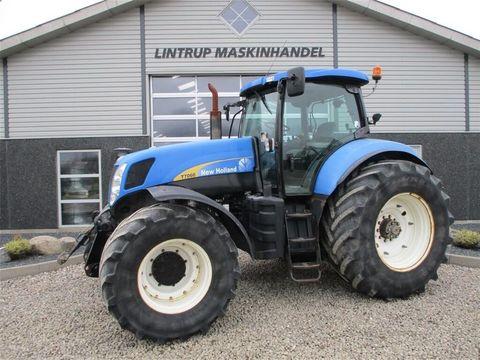 NEW HOLLAND T7060 Med frontlift