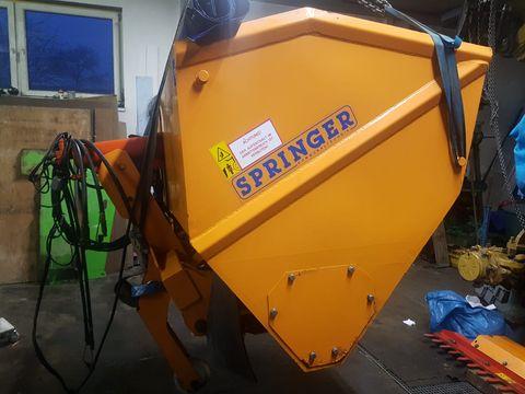 Springer TSS 1200 EW Tellerstreuer