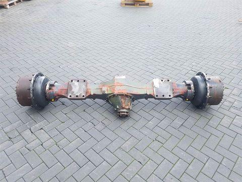 ZF AP-409/DK - Ahlmann AZ200 - Axle/Achse/As