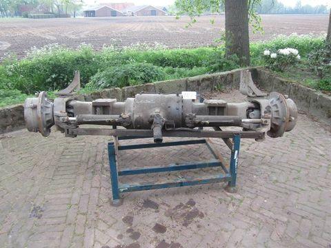 JCB 453/3321 - Axle/Achse/As