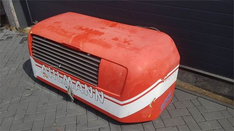 AHLMANN AZ 150 - Engine hood/Motorhaube/Motorkap