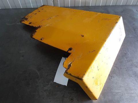 AHLMANN AZ14-1108581A-L/V-Mud guard/Kotfluegel/Spatbord