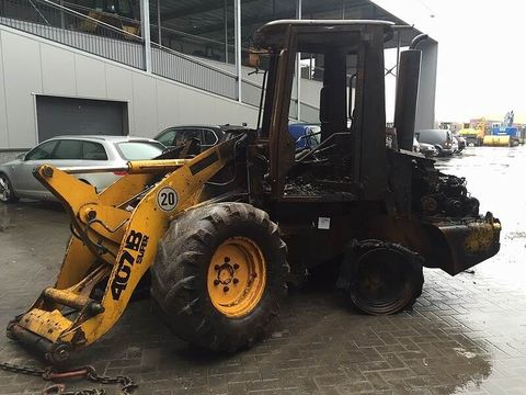 JCB 407 B ZX (For parts)