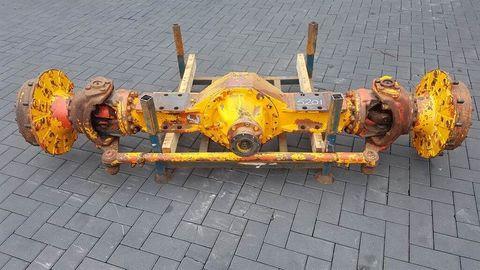 AHLMANN AS 12 - Axle/Achse/As