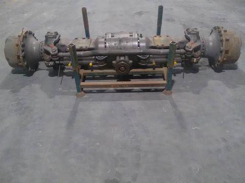NAF NAF AH07- 4 - Axle/Achse/As