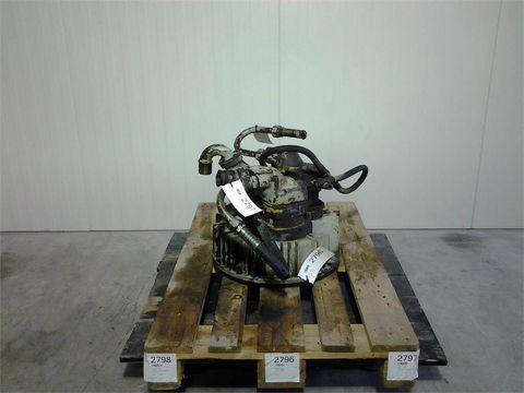 VOLVO 80752 - Transmission/Getriebe/Transmissiebak