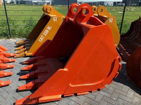 HITACHI ZX 330 - 350 - 1,45 mtr - Bucket/Schaufel/Bak