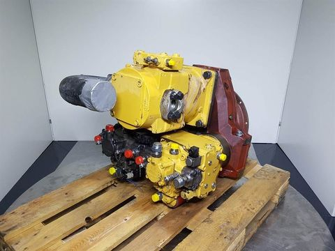 CATERPILLAR 580B / Ecolog 580 - Transmission/Getriebe