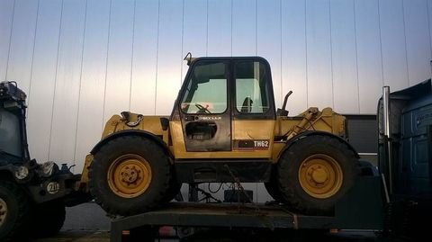 CATERPILLAR TH 62 (For parts)
