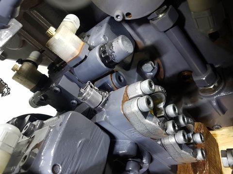 VÖGELE 2060414 (A10VG45+A10VG28) - Drive pump/Fahrpumpe