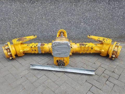 LIEBHERR L514 - 10333088 - Axle/Achse/As