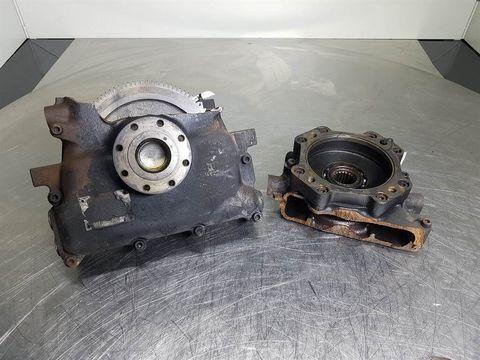 AHLMANN AS900 - Transmission/Getriebe/Transmissiebak