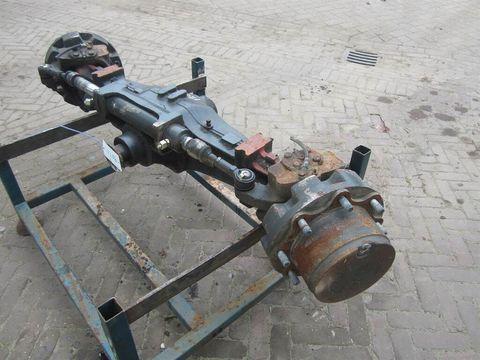 CARRARO 26.11FR - Axle/Achse/As
