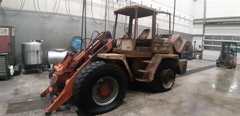 SCHAEFF SKL 863 (For parts)