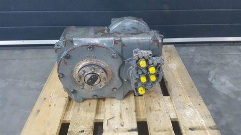 ZF 2HL - 100 - Transmission/Getriebe/Transmissiebak
