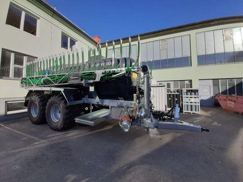 Farmtech Polycis 1800 mit 18 m Schleppschuh