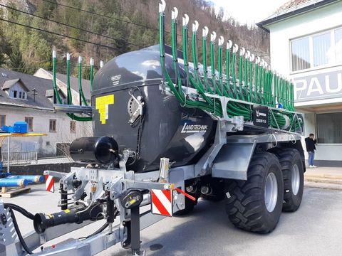 Farmtech Polycis 1550 mit 15 m Schleppschuh
