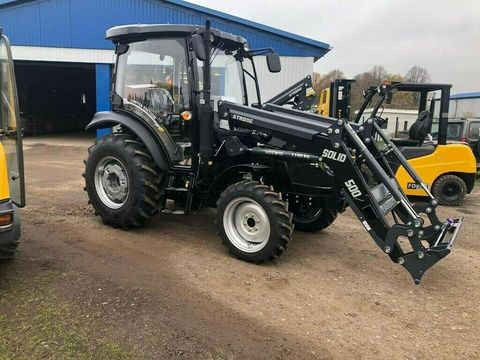 Lovol 504 Black Edition Traktor Frontlader Allrad