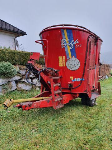 Peecon Mischwagen geb. Futtermischwagen Peecon