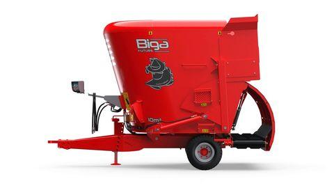 Peecon Mischwagen mit Ladeklappe Biga Scoop