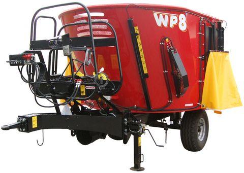 Sonstige Metaltech Futtermischwagen WP8