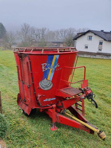 Peecon Mischwagen geb. Futtermischwagen