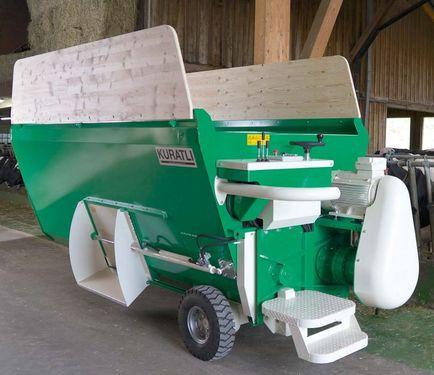 Sonstige Kuratli Futtermischwagen / Fütterungsroboter Hyd