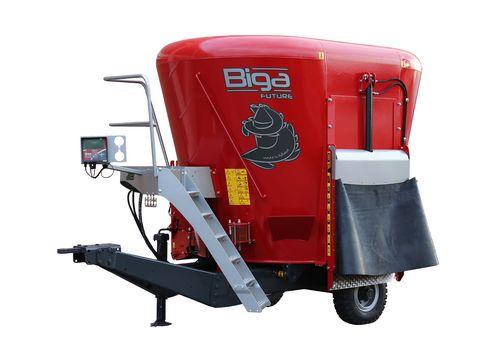 Peecon Mischwagen Biga Eco Future